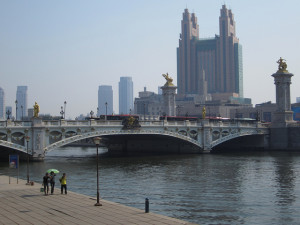 Tianjin Riverside