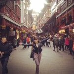 Interview With Kirsty Grace - Teaching in Shanghai, China