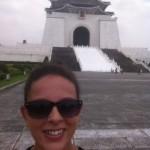 Amy Harper, A British Teacher In Taoyuan
