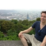 Alexander Lewandowski, Teaching English in Taipei, Taiwan