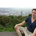 Alexander Lewandowski, Teaching English in Taipei, Taiwan