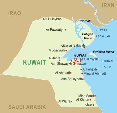 Teach English in Kuwait