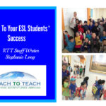 The Key To Your ESL Students' Success