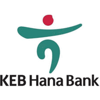 KEB Hana - A popular bank in South Korea