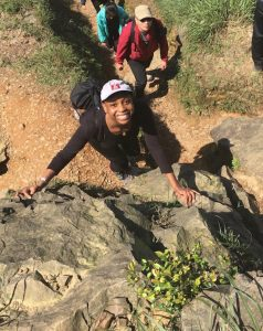 Hiking Teapot Mountain in Taiwan with Reach To Teach