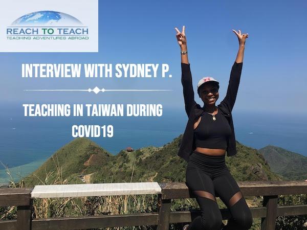 Teaching in Taiwan During COVID19