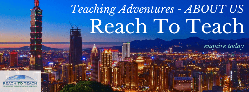 Reach To Teach Recruiting - Teaching Abroad Adventures