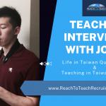 Teacher John - Life in Taiwan Quarantine in May 2021